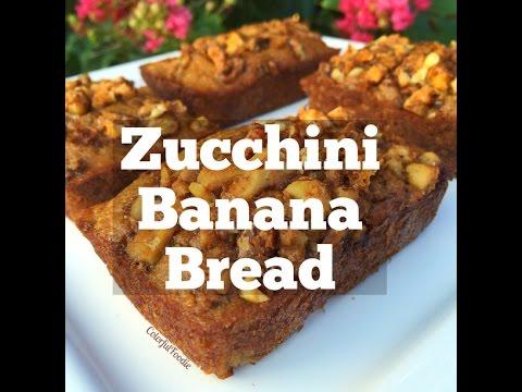 Video How to make Zucchini Banana Bread