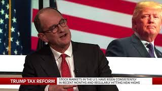 Fidelity's Tom Stevenson on the 'Trump Rally'