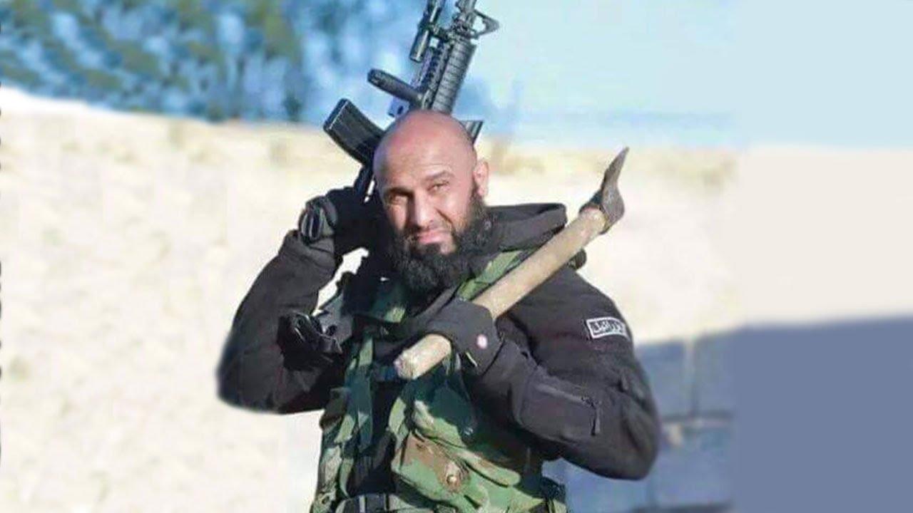 Axe Wielding University Lecturer Battles ISIS thumbnail