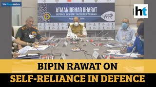 No greater satisfaction... Gen Bipin Rawat on using Indian weapons in war - Download this Video in MP3, M4A, WEBM, MP4, 3GP