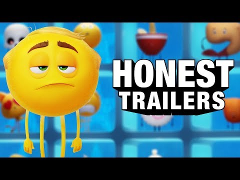 Honest Trailers - The Emoji Movie
