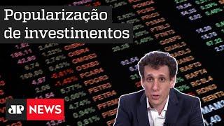 Samy Dana: Bolsa tem mais de 3 milhões de investidores