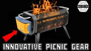 9 New Picnic Gadgets and Innovations for Outdoor Recreation in Your Backyard