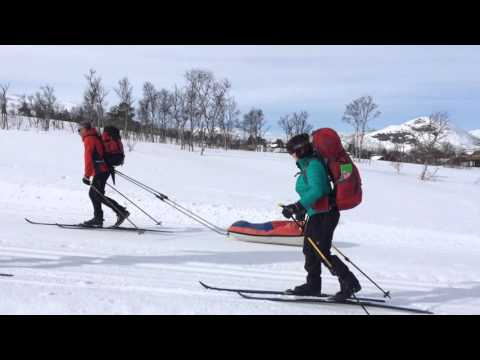 Two day Nordic ski expedition