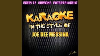 Not Going Down (Karaoke Version)