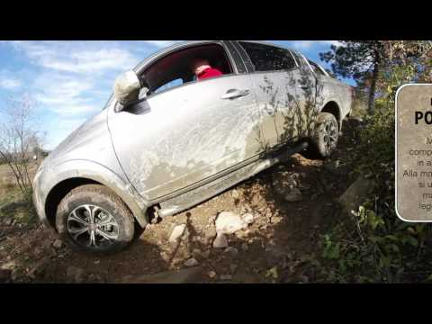 Fiat  Fullback Пикап класса F - рекламное видео 4