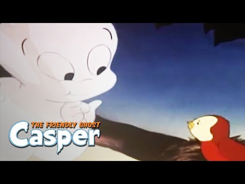 Casper Classics | Casper's Birthday Party/Wandering Ghost | Casper the Ghost Full Episode