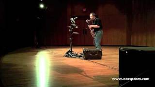 "Bass Clarinet & Electronics (Michael Lowenstern's ""Drift"" - Live)"