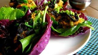 Addictive Raw Vegan Taco Recipe