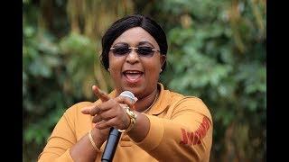 DEVELOPING STORY: MP Jumwa arrested following the chaos in Ganda