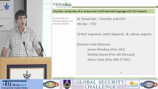 """Artificial Intuition"" Technology for Security and Defense Applications, Israel"""
