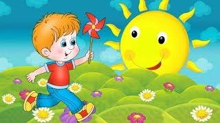 ВЕСНА поёт! Детская песня