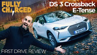 DS3 Crossback E-Tene – Video Review by Fully Charged