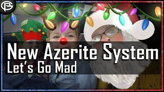 The New Azerite System in 8.2