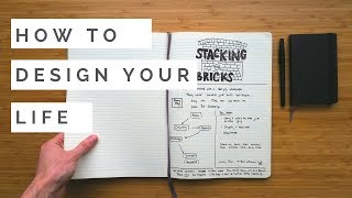 How to Design Your Life (My Process For Achieving Goals)
