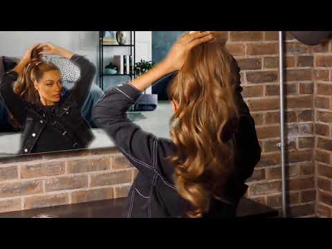 Vogue Clip-on Ponytails