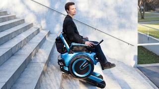 Scewo - wheelchair mobility of tomorrow