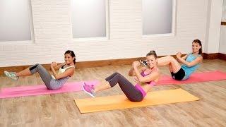 20-Minute Bikini HIIT Workout | Class FitSugar by POPSUGAR Fitness
