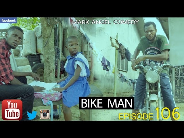 Mark Angel Comedy - Bike Man (E106)