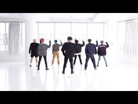 [CHOREOGRAPHY] BTS (방탄소년단) '작은 것들을 위한 시 (Boy With Luv)' Dance Practice - BANGTANTV