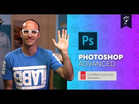 Learn Advanced Adobe Photoshop CC Techniques- Online Training ...