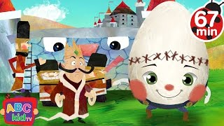 Humpty Dumpty (2D) | +More Nursery Rhymes & Kids Songs - CoCoMelon