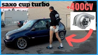Citroen Saxo CUP turbo do Padeiro by Underground Division @ Mb Power