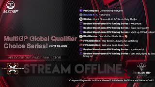 2021 MultiGP Global Qualifier Choice Series! (PRO Class)