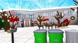 CHRISTMAS MANSION (Roblox Bloxburg)
