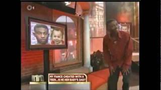 Dat Baby Don't Look Like Me Lil Jon (Maury Show)