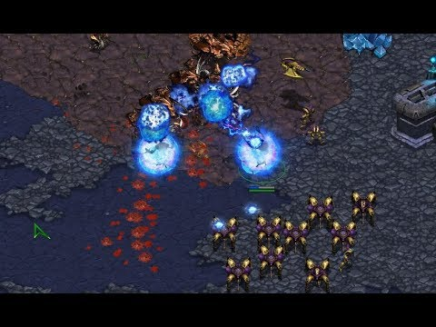 GoOdy (P) v Incontrol (Z) on Othello - StarCraft  - Brood War REMASTERED