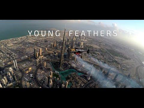 hqdefault - Impresionante estos tipos con unas alas a reaccion creadas por ellos volando sobre Dubai