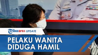 Wanita yang Mesum di Halte Bus Diduga Hamil, Polisi Lakukan Pemeriksaan Lihat Perut Pelaku Membuncit