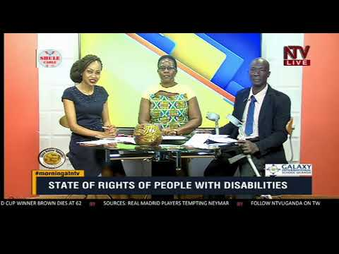 State of rights of people with disabilities in Uganda