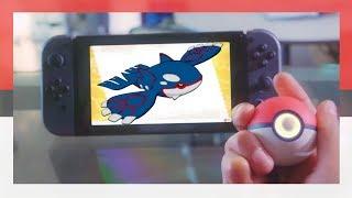 Kyogre schillert so schön und mehr Infos zu Pokémon auf der Switch - Pocket Monster Update #02 | PMU