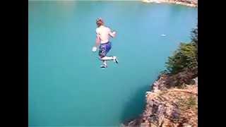 preview picture of video 'Le plus beau saut de ma vie ! pour l'instant'