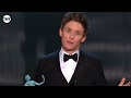 Eddie Redmayne I SAG Awards Acceptance Speech.