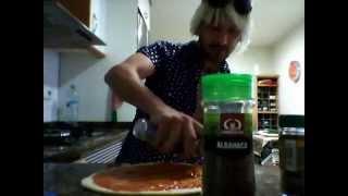 LA MEJOR PIZZA DEL MUNDO EN 3 MINUTOS!!!