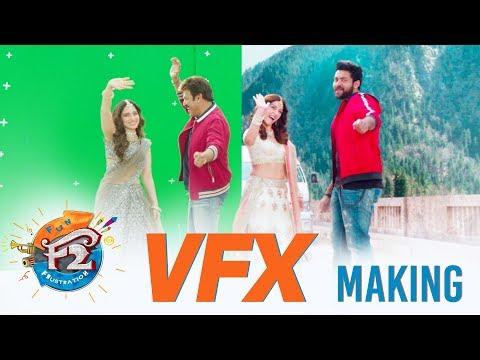 F2 VFX Making