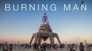 Burning Man. Utopia in the middle of a desert. Big Episode.