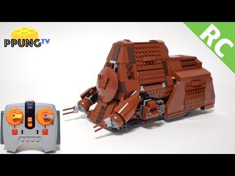Vidéo LEGO Star Wars 75058 : MTT