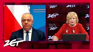 MOJ KANAL I WIADOMOSCI Jacek Sasin: Weto prezydenta? Mogłoby zostać obalone w parlamencie.