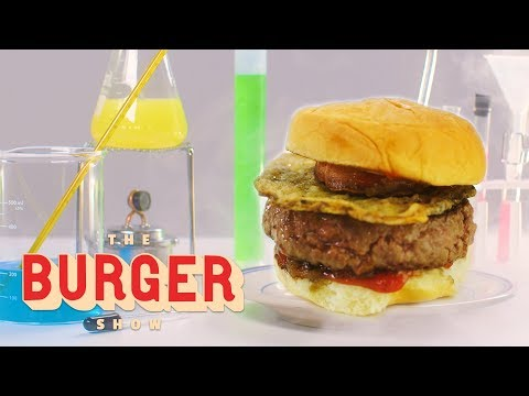 Download How to Make the Perfect Burger According to Science | The Burger Show HD Mp4 3GP Video and MP3