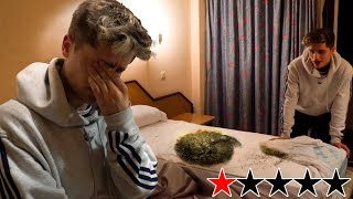 Staying at the WORST HOTEL REVIEWED in my City *1 STAR*