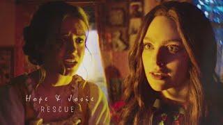 Hope & Josie   Rescue [+2x16]
