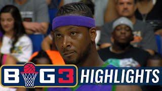 Power vs 3 Headed Monsters  | BIG3 HIGHLIGHTS