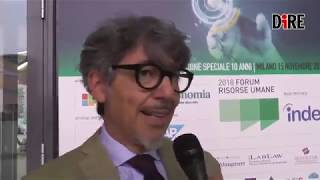 Youtube: Intervista a Vincenzo Francese - Forum Risorse Umane 2018