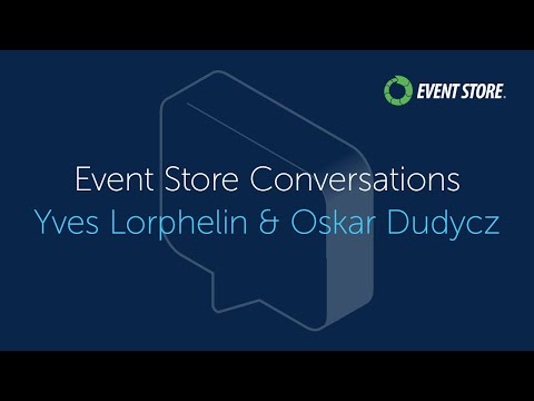 Event Store Conversations: Yves Lorphelin talks to Oskar Dudycz about CQRS (EN)