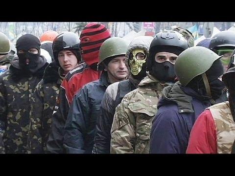 Ukraine: Aktivisten tauschen Rathaus gegen Straffreiheit