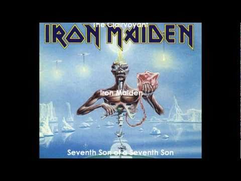 Iron Maiden - The Clairvoyant video